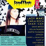 QBEENIO live at BASS MUSIC FESTIVAL 2016 Szczcecin 22-10-2016