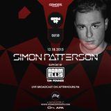 P3 Tim Penner & Simon Patterson & Adam Ellis Open Up Live Broadcast from Toronto on AH.FM 18-12-2015