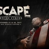Nero - Live @ Escape Psycho Circus (San Bernardino) - 29.10.2017