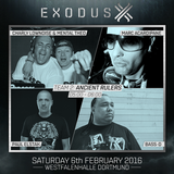 Ancient Rulers by Paul Elstak, Acardipane, Bass-D & Mental Theo - EXODUS 2016