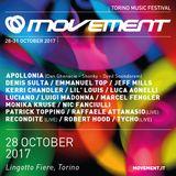 Luigi Madonna @ Movement Festival Torino 28-10-2017