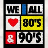 we all love 80's & 90's mix