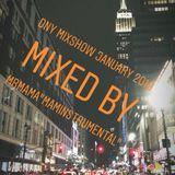 """MrMama""""Maminstrumental"""" DNY mixshow January 2019"""