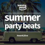 summer party beats - house music all night long
