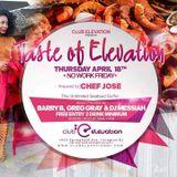 Greg Gray Live at Taste of Elevation (Irvington, NJ) 4-18-19