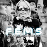 FEMS - Female Electronic Music Show #2