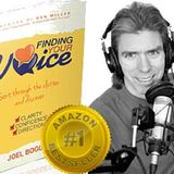Special Guest: Speaker, Author and Hugely Successful Radio Host Joel Boggess!