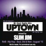 UPTOWN - Mi-Soul Radio Mix by Slim Jim