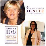 Ignite with Anne Hughes 27/05/2019