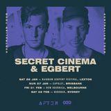 Secret Cinema b2b Egbert - Live @ Rainbow Serpent Festival 2019 (Victoria, AUS) - 26.01.2019