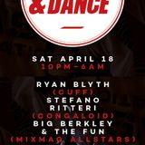 2015.04.18 - Amine Edge & DANCE @ Mixmag Live - Fire, London, UK