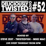 #DTRadio Wk52 #HouseMusic show with @SteveZest @DJMike_Mac @DJTwistedFish on @Cruise_FM