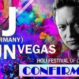 DJ Sun Vegas - HOLI Festival 2015 (Djerba)