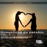 Mix Romenticas en Español By Dj Wilmer El Salvyboy