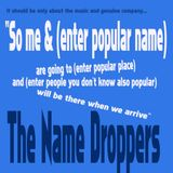 The Name Droppers