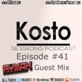 Kosto Sessions Podcast 41 (Rymak Guest Mix)