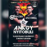 2016.09.17. - Club Famous, Mátészalka - Saturday