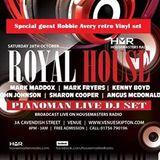 JOHN JOHNSON SET  - ROYAL HOUSE EVENT - VENUE SPORTS AND MUSIC BAR , SKIPTON