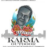 DJ Francois @ Karma Outdoor 2015