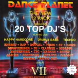 Fabio - Dance Planet - Detonator VII (23rd June 1995) - Side I