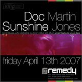 Doc Martin - Live @ Remedy (DNA Lounge, San Francisco) 04-13-07