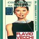 Flavio Vecchi @ Colazione Da Tiffany (c/o UB), Milano - 05.11.1995