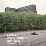 Monographic#38 - LEEP & CJC records - 2009 - Inq Mag