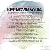 Angel Monroy Presents Keep Movin' 84