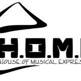 H.O.M.E. BOSTON with special guest BOB DIESEL 10/18/15
