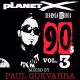 DEKADA 90'S vol.3 by PAUL GUEVARRA
