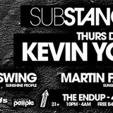 Jamie Swing @ Substance at EndUp (Kevin Yost Opening Set)