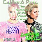 Christina Novelli Vs. Emma Hewitt - CalDerA Presents -The Queens Of The Vocal Trance Part.3