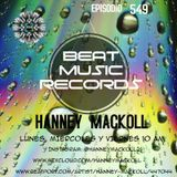 HANNEY MACKOLL PRES BEAT MUSIC RECORDS EP 549