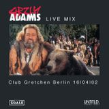 16-04-02 Ganz & Iamnobodi - Warm Up @ Club Gretchen Berlin