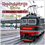 RepIndustrija Show br. 144 Tema: Russian Rap