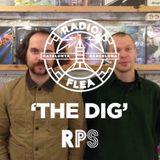 Radio Flea - The Dig, Moscow.