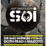 Soi presents SUB BASS WARRIORS #09 (Soi RADIO )