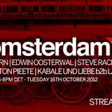 Joris Voorn - Live @ Rejected Studio Session - 16.10.2012