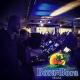 Gruia b2b Viorel Dragu @ Bora Bora Ibiza 27-09-2014