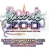 Krewella - Live @ Electric Zoo (New York City) - 02.09.2012