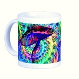 Into The Psychedelic Coffee Cup