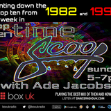 Ade Jacobs - Top 10 Time Scoop 1982 & 1999 - Box UK - 16/9/18