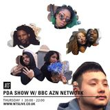 PDA w/ Mischa Mafia, Siobhan Bell, Larry B, Crackstevens & BBC AZN Network - 28th April 2016