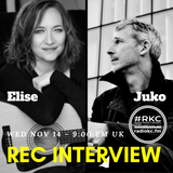 @EliseBerthelier & Juko - @RadioKC - Paris Interview NOV 2018