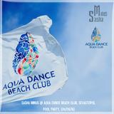 Sasha Minus @ Aqua Dance Beach Club, Sevastopol, Pool Party (04/06/16)