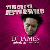 VOL. 34 - DJ JAMES