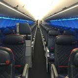 MIXED IN FLIGHT- Delta  -Mykons-JFK August 24th 2018 Part 1