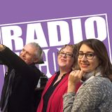 Erasmus Plus Italians visit to Radio Dacorum interview with Matt Hatton