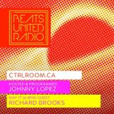 Beats United Radio EP 106 - May 17 2018 with special guest Richard Brooks