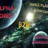 Alpha Force b2b Joshua Marquez @ Trance Planet 3° Aniversario 08.03.15